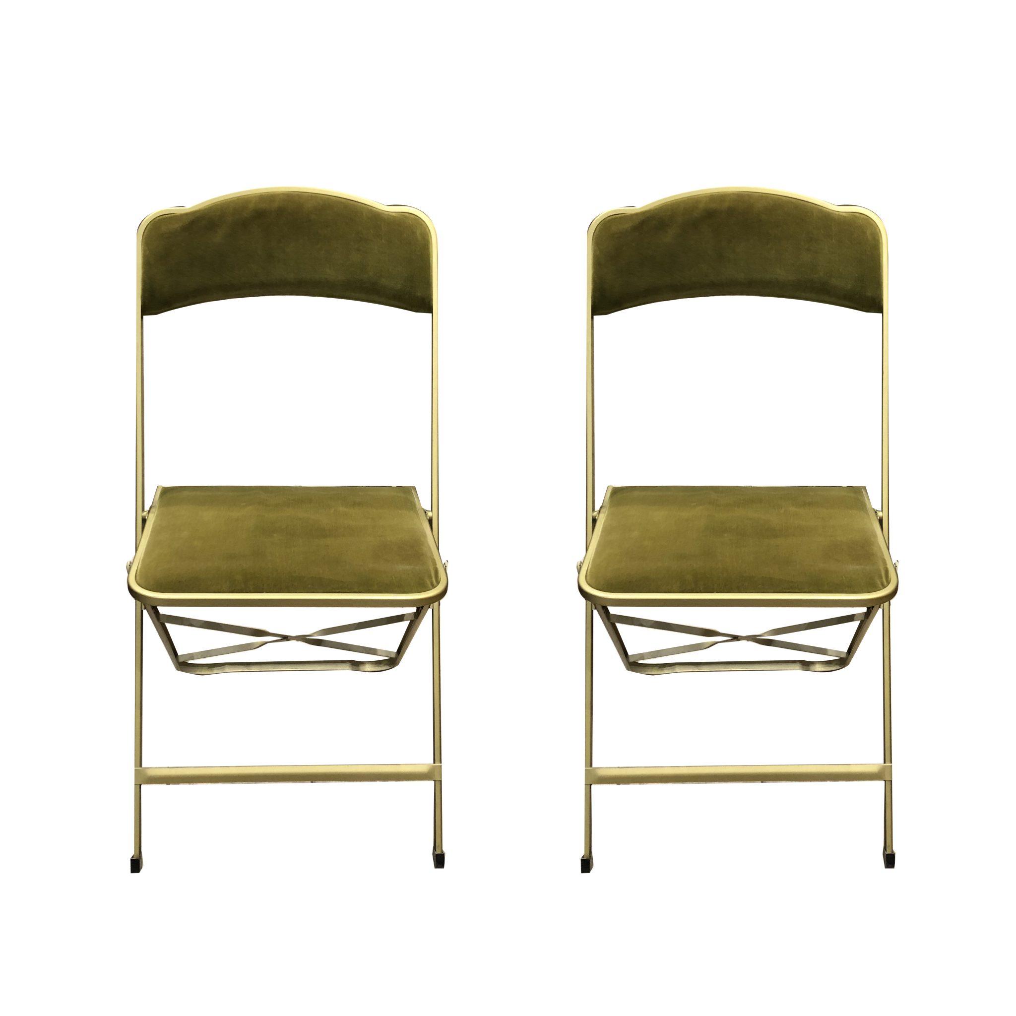 2 chaises PLIA