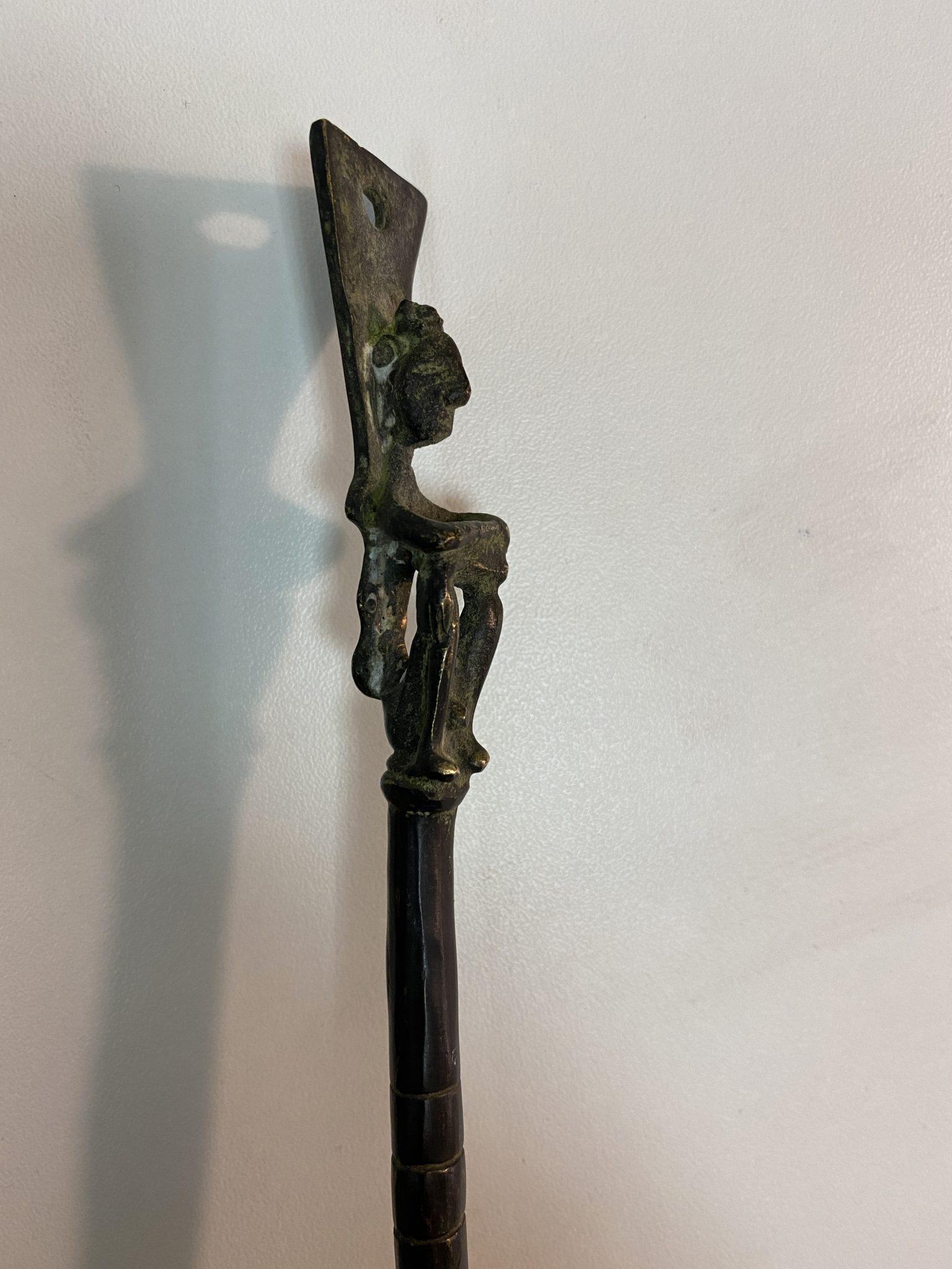Louche bronze Chine