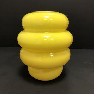 Vase couleur verre