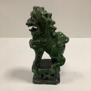 Sculpture en faience Chine