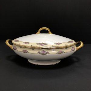 Soupière porcelaine Limoges