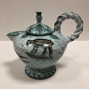 Verseuse en céramique