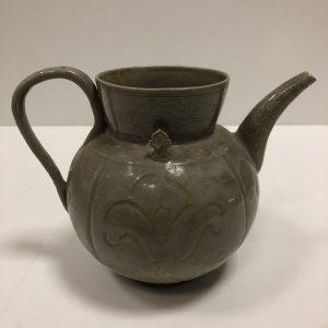 Verseuse céramique céladon