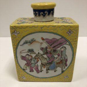 Flacon porcelaine de Chine