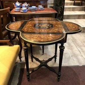 Table à volets Napoléon III