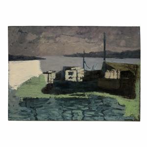 Roger Argenton Les Chalutiers Belle Ile en mer