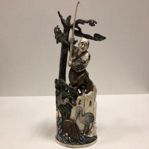Sculpture polychrome