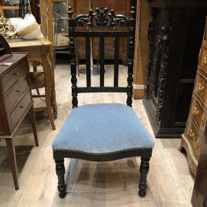 Chaise de nourrice Napoléon III