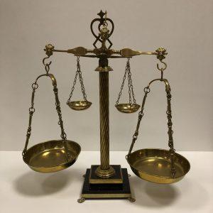 Balance double bronze