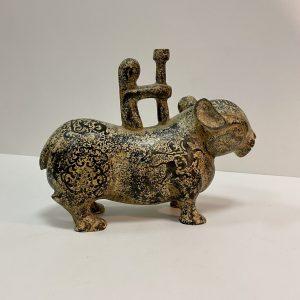 Sculpture pierre dure Chine